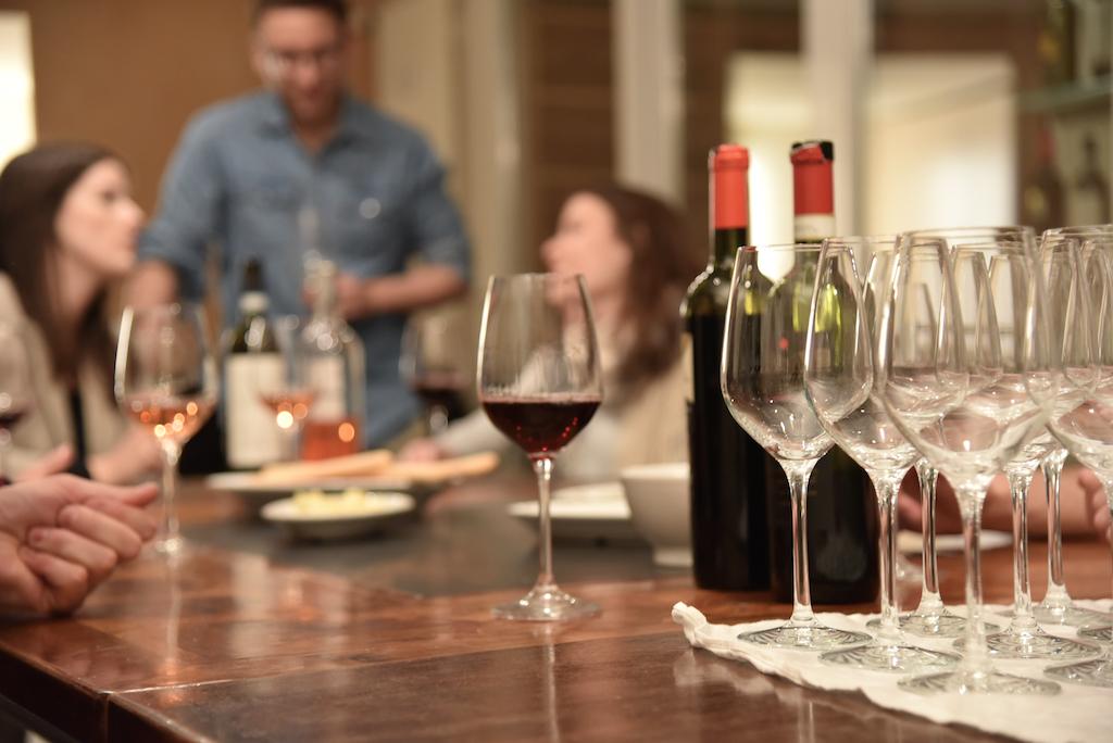tanninogallo Philosophie, Events, Degustation und Verkauf von Wein