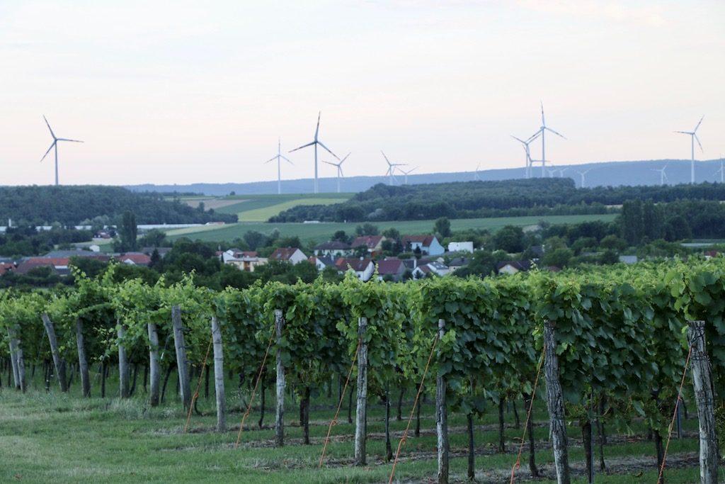 Nadler Windkraftanlage