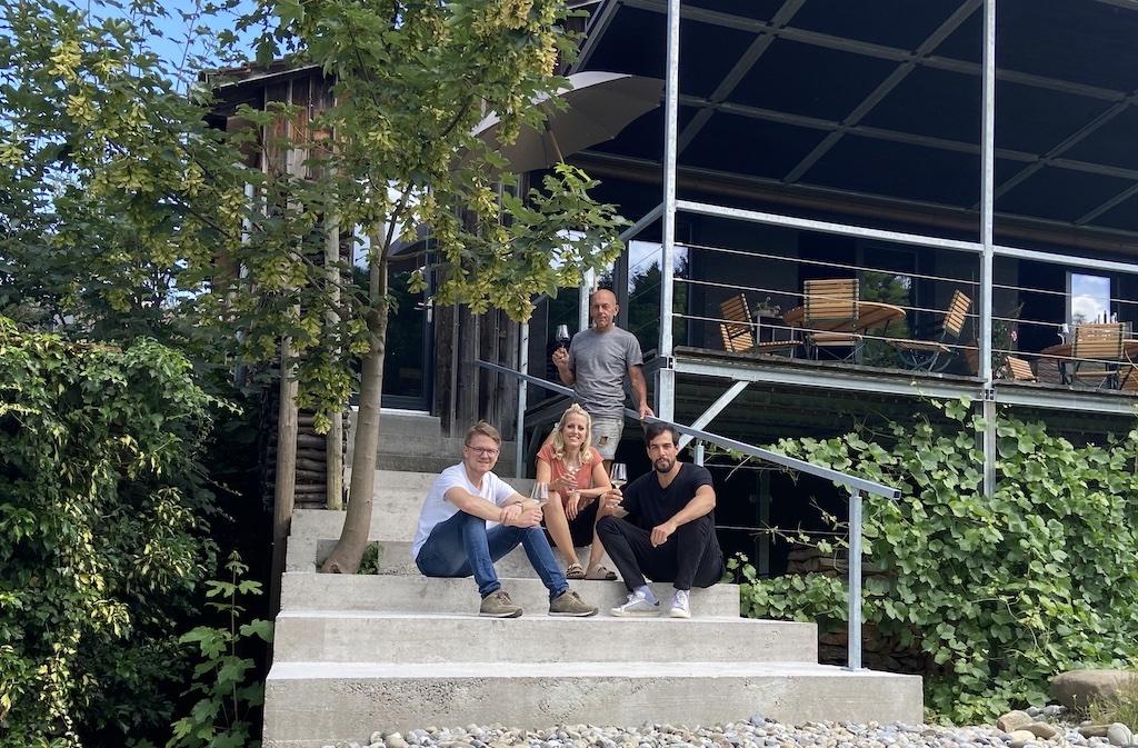 Huberwein tg und Familie